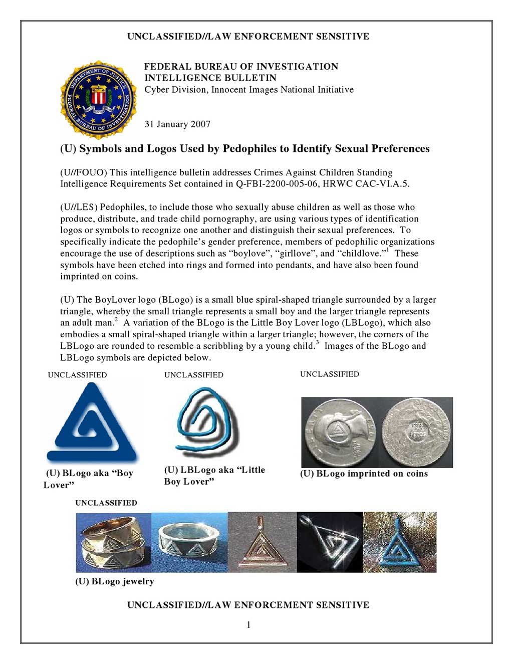 Slave lords pizzagate portal symbol fbi unclassified if this is just a mistake it should be undone buycottarizona